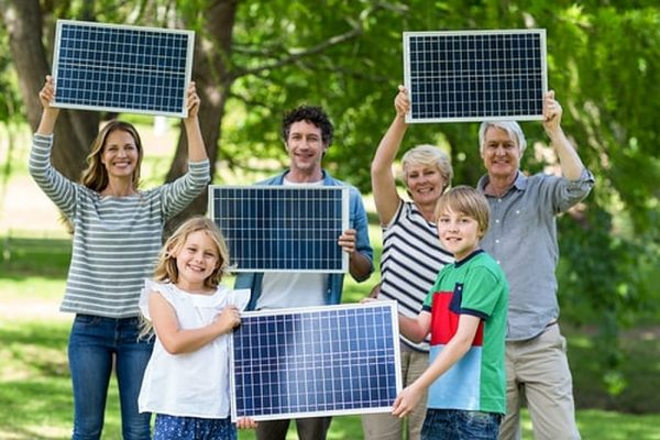 happy family solar panels 600x400
